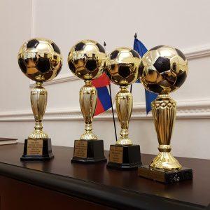 В Ставрополе состоялся второй тур открытых соревнований по футболу