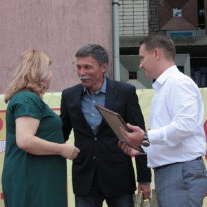 Cтартовали праздничные мероприятия, посвященные Дню города Ставрополя