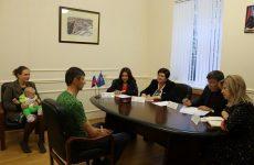 Прошел прием родителей дошкольников в рамках партийного проекта «Новая школа»