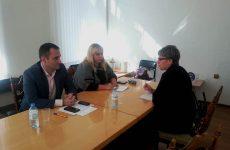 Партийцы провели прием родителей дошкольников в Кисловодске