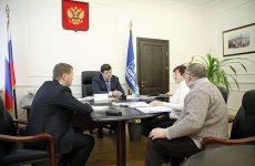 Геннадий Ягубов провел личный прием граждан