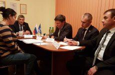 Совместный прием граждан провели Алексей Лавриненко, Дмитрий Судавцов и Александр Резников