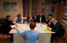 Совместный прием граждан провели Алексей Лавриненко, Дмитрий Судавцов и Игорь Фаталиев