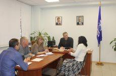 Александр Некристов провел личный прием граждан