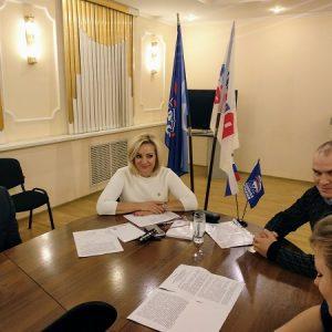 Ольга Казакова обсудила с предгорненцами проблемы культуры