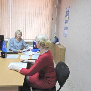 Тематический прием прошел в Новоалександровской общественной приемной