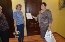 Широко отметили День матери в городе Ставрополе на территории избирательного округа №12