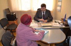Председатель Думы Ставропольского края Геннадий Ягубов провел прием граждан
