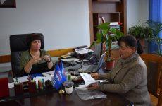 В Андроповском районе дан старт Неделе приема граждан