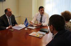 Развитие спорта обсудили в ходе недели личного приема в городе-курорте Кисловодске