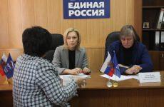 Ольга Тимофеева дала старт депутатским приемам граждан на Ставрополье