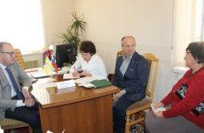 Роман Завязкин отвечал на вопросы грачевцев