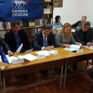 В Ставрополе состоялся очередной совместный приём граждан
