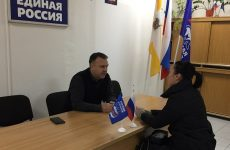 Назаренко: Долг депутата — изучить проблему и найти решение