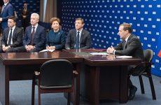 В рамках приема граждан Председатель ЕР поддержал социально значимые инициативы