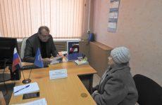Анатолий Жданов провёл приём граждан