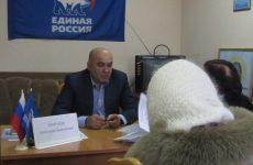 Александр Шарабок встретился с жителями Минераловодского района