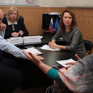 «Единая Россия» обсудила с пятигорчанами перспективы развития городской среды