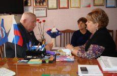 78% обращений решено положительно в Кочубеевском районе
