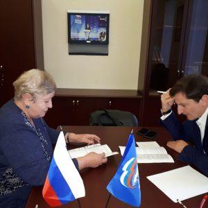 Ростислав Можейко провел прием граждан