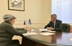 Депутат Государственной Думы Российской Федерации Лавриненко Алексей Фёдорович провёл прием граждан