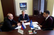 При поддержке депутата Думы Ставропольского края Р.А. Можейко проведены юридические консультации