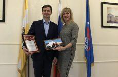 На минувшей неделе в общественной Председателя Партии состоялся очередной прием депутата краевой думы Ростислава Можейко