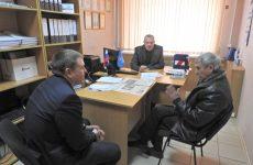 Анатолий Жданов провел прием граждан по личным вопросам