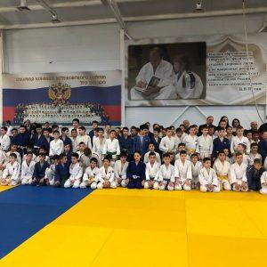 Cостоялось торжественное открытие XVIII Краевого турнира по дзюдо среди юношей