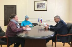 Депутат Государственной Думы Российской Федерации Алексей Лавриненко провёл прием граждан