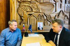 Николай Мурашко провел прием граждан в Железноводске