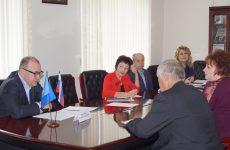 В Грачевском районе состоялась встреча с депутатом Думы Ставропольского края Романом Завязкиным