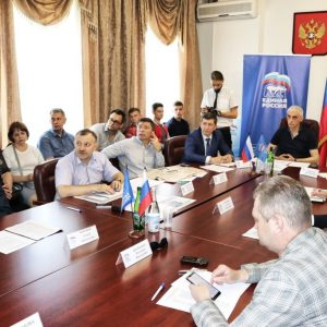 Дмитрий Судавцов принял участие в заседании региональной дискуссионной площадки на тему «Система обращения с ТКО, пути и перспективы в условиях развивающейся городской инфраструктуры».