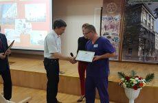 Дмитрий Судавцов принял участие в торжественных мероприятиях посвященных Дню Медицинского работника