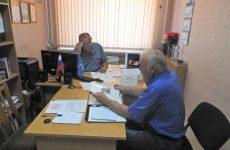 Анатолий Иванович Жданов провел прием граждан по личным вопросам на площадке Новоалександровской местной общественной приемной