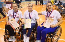 В Новочебоксарске состоялся Чемпионат России по парабадминтону