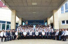 Дмитрий Судавцов поздравил выпускников Ставропольского филиала Краснодарского университета МВД РФ