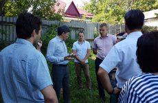 Дмитрий Судавцов провел выездные совещания в избирательном округе