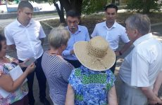 Дмитрий Судавцов провел выездное совещание