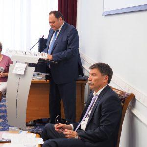 Дмитрий Судавцов выступил модератором площадки заседания Президиума регионального политического совета Ставропольского регионального отделения Партии «ЕДИНАЯ РОССИЯ»