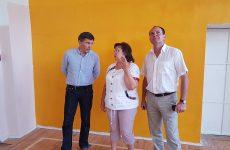 Дмитрий Судавцов совместно Игорем Фаталиевым посетил МБОУ СОШ № 41 города Ставрополя