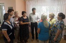 Дмитрий Судавцов провел встречу с жителями 20 микрорайона города Ставрополя