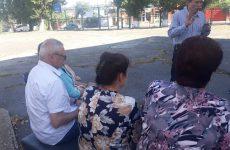 Дмитрий Судавцов встретился с жителями 14 микрорайона города Ставрополя