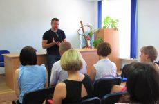Андрей Юндин провел ряд рабочих встреч с жителями Труновского района