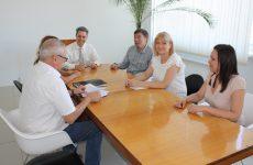 Дмитрий Судавцов встретился с руководством и членами трудового коллектива ООО «Телемир Инвест»