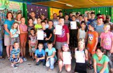 В селе Донском Труновского района состоялся традиционныйрайонный турнир по судомодельному спорту