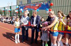 В Петровском районе состоялись торжественные открытия социально-значимых объектов на территории сельских поселений
