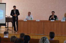 Дмитрий Судавцов принял участие в заседании хозяйственного актива Октябрьского района