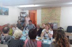 Дмитрий Судавцов совместно со Светланой Мосиной встретились с жителями 11 микрорайона города Ставрополя