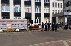 Дмитрий Судавцов принял участие в торжественных мероприятиях, посвященных 57-летию Октябрьского района города Ставрополя